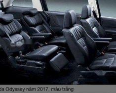 Bán Honda Odyssey sản xuất 2017, màu trắng giá 1 tỷ 700 tr tại Tp.HCM