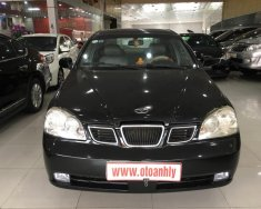 Bán Daewoo Lacetti 1.6MT sản xuất 2005, màu đen giá 145 triệu tại Phú Thọ