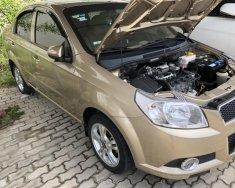 Cần bán xe Chevrolet Aveo 2017 số sàn, vàng cát giá 298 triệu tại Tp.HCM