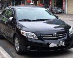 Cần bán gấp Toyota Corolla altis MT sản xuất năm 2009, màu đen giá cạnh tranh giá 410 triệu tại Thái Bình