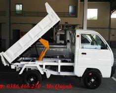Bán xe tải ben Suzuki 500kg - giá rẻ - mới 100% giá 282 triệu tại Kiên Giang