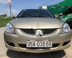 Bán lại xe Mitsubishi Galant 1.5 2003, màu vàng cát giá 190 triệu tại Cần Thơ