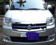 Cần bán gấp Suzuki APV GL 1.6 MT đời 2010, màu bạc, giá tốt giá 310 triệu tại Lạng Sơn