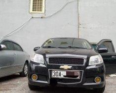 Bán xe cũ Chevrolet Aveo MT đời 2014, màu đen, giá tốt giá 315 triệu tại Hà Nội