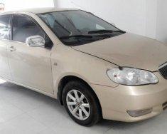 Bán Toyota Corolla altis 1.3 G năm 2003, màu vàng cát giá 160 triệu tại Phú Thọ