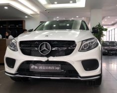 Bán Mercedes GLE 43 AMG 4Matic đời 2018, màu trắng, nhập khẩu giá 4 tỷ 559 tr tại Hà Nội