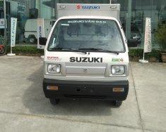 Bán suzuki 5 tạ, su truck 2018 thùng kín nhà máy đẹp bền , hỗ trợ 75% giá trị xe. giá 265 triệu tại Hà Nội