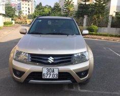 Bán Suzuki Grand vitara 2.0 AT 4x4 sản xuất năm 2015, màu vàng, nhập khẩu   giá 560 triệu tại Hà Nội