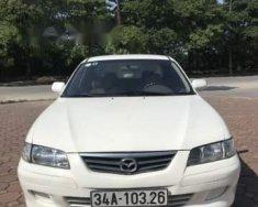 Cần bán xe Mazda 626 sản xuất năm 2001, màu trắng xe gia đình, 125tr giá 125 triệu tại Hà Nội