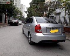 Chính chủ bán Hyundai Verna 1.4 AT năm sản xuất 2009, màu bạc, nhập khẩu giá 310 triệu tại Hà Nội