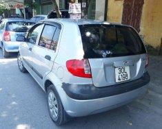 Bán xe Hyundai Click năm sản xuất 2008, màu bạc, nhập khẩu   giá 245 triệu tại Hải Dương