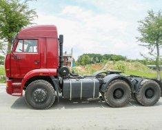 Bán xe đầu kéo Kamaz 6460 (6x4) sức kéo 52 tấn. Hộp số ZF giá 1 tỷ tại Tp.HCM