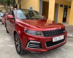 Bán Zotye T600 đời 2016, màu đỏ, nhập khẩu như mới, 540tr giá 540 triệu tại Đà Nẵng