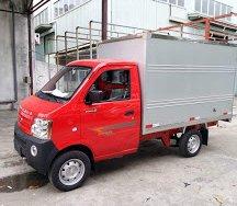 Bán xe tải Dongben 870 kg, trợ lực, kính điện, trả trước 10 triệu nhận xe ngay giá 130 triệu tại Tp.HCM
