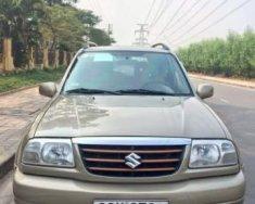 Cần bán lại xe Suzuki Grand vitara AT năm 2003, màu vàng số tự động giá 266 triệu tại Hà Nội