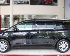 Bán Kia Sedona Platinum G sản xuất năm 2018, màu đen, máy xăng giá 1 tỷ 429 tr tại Tp.HCM