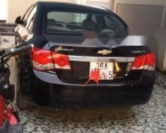 Cần bán Chevrolet Cruze LS năm 2014, màu đen số sàn giá 375 triệu tại Thanh Hóa