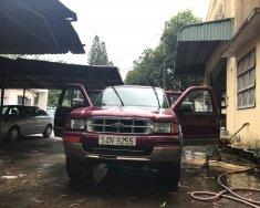 Bán Ford Ranger 4x4MT 2001, màu đỏ giá 150 triệu tại Đồng Nai