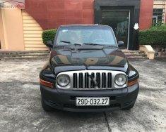 Xe Ssangyong Korando TX-5 4x4 MT đời 2000, màu đen, nhập khẩu   giá 118 triệu tại Vĩnh Phúc