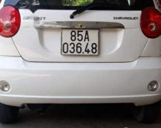 Cần bán Chevrolet Spark 2009, màu trắng chính chủ giá 117 triệu tại Ninh Thuận