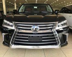 Bán Lexus LX570 xuất Mỹ màu đen, nội thất da bò 2019 giá 9 tỷ 180 tr tại Hà Nội