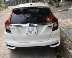 Bán Honda Jazz AT năm 2018, màu trắng, xe như mới giá 630 triệu tại Bình Dương