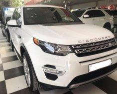 Bán ô tô LandRover Discovery HSE đời 2015, màu trắng, xe nhập giá 2 tỷ 420 tr tại Hà Nội