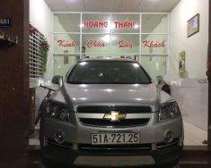 Bán Chevrolet Captiva LTZ năm 2010, màu bạc, xe nhập, giá chỉ 360 triệu giá 360 triệu tại Đồng Nai