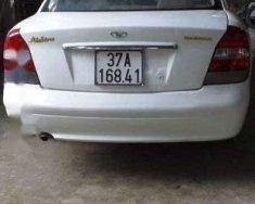 Cần bán xe Daewoo Nubira 1.6 năm sản xuất 2001, màu trắng, giá tốt giá 84 triệu tại Tp.HCM
