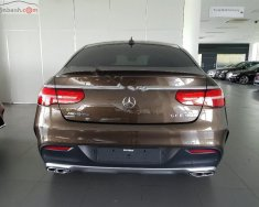 Bán ô tô Mercedes GLE43 AMG 4Matic sản xuất năm 2018, màu nâu, xe nhập giá 4 tỷ 559 tr tại Tp.HCM