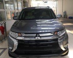 Bán xe Mitsubishi Outlander sản xuất 2018, màu xám (ghi), giá 808tr - LH 0939.98.13.98 giá 808 triệu tại Sóc Trăng