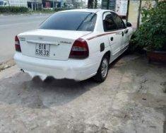 Chính chủ bán Daewoo Nubira SX 2001, màu trắng, nhập khẩu giá 95 triệu tại Bình Dương