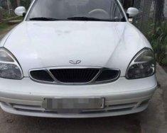 Cần bán Daewoo Nubira năm sản xuất 2001, màu trắng, giấy tờ hợp lệ giá 95 triệu tại Cần Thơ