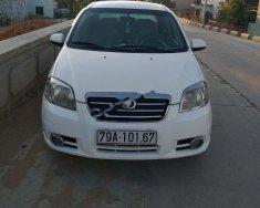 Cần bán gấp Daewoo Gentra đời 2009, màu trắng giá tốt giá 189 triệu tại Ninh Thuận