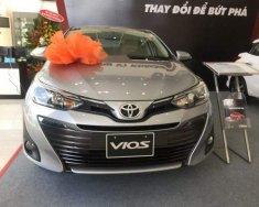 Cần bán xe Toyota Vios G đời 2018, màu bạc, 160 triệu giá Giá thỏa thuận tại Tp.HCM