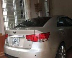 Bán xe Kia Forte SX MT sản xuất năm 2012, màu vàng cát giá 405 triệu tại Quảng Trị