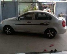 Bán Hyundai Verna năm sản xuất 2008, màu trắng, xe nhập, giá chỉ 245 triệu giá 245 triệu tại Tp.HCM