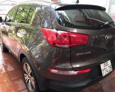 Bán xe Kia Sportage 2.0 đời 2015, màu nâu, nhập khẩu chính chủ giá 725 triệu tại Phú Thọ