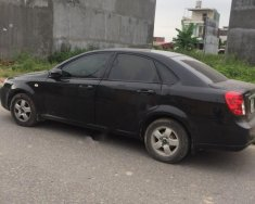 Bán ô tô Daewoo Lacetti EX 1.6 MT đời 2007, màu đen  giá 168 triệu tại Hải Phòng