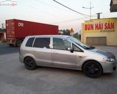 Bán xe cũ Mazda Premacy đời 2004, màu bạc, giá tốt giá 265 triệu tại Quảng Ninh