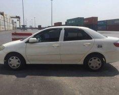 Chính chủ bán xe Toyota Vios 2006, màu trắng giá 159 triệu tại Hải Phòng