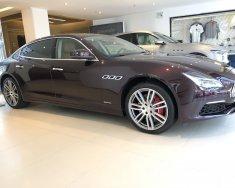Cần bán xe Maserati Quatroporte Granlusso, màu nâu đỏ, nhập khẩu nguyên chiếc giá 9 tỷ 314 tr tại Tp.HCM