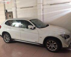 Bán xe BMW X1 sDrive18i 2010, màu trắng, nhập khẩu, giá tốt giá 650 triệu tại Tp.HCM