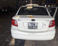 Cần bán lại xe Kia Rio sản xuất 2007, màu trắng, xe nhập giá 175 triệu tại Quảng Bình