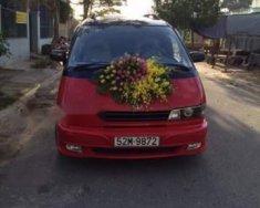 Cần bán Toyota Previa đời 1996, màu đỏ, giá 150tr giá 150 triệu tại Bình Thuận