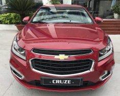 Bán xe Chevrolet Cruze 2018, màu đỏ   giá Giá thỏa thuận tại Tp.HCM