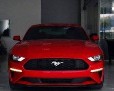 Bán xe thể thao Ford Mustang đời 2018, màu đỏ, nhập khẩu giá 2 tỷ 777 tr tại Hà Nội