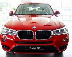 Bán ô tô BMW X3 đời 2018, màu đỏ, xe nhập giá 1 tỷ 990 tr tại Tp.HCM