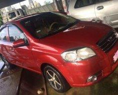 Cần bán lại xe Daewoo Gentra năm 2011, màu đỏ giá 230 triệu tại Tp.HCM
