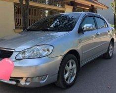 Cần bán gấp Toyota Corolla altis sản xuất 2008, màu bạc giá 370 triệu tại Thái Nguyên
